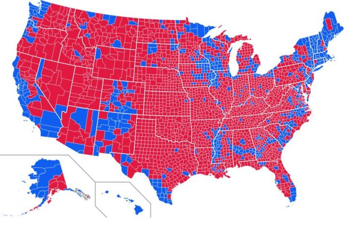 2012_Presidential_Election_by_County