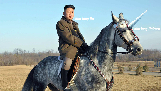 Kim Jong Unicorn