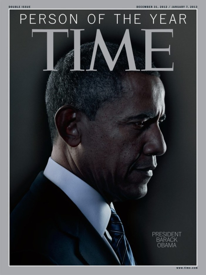 Time Cover Obama POY