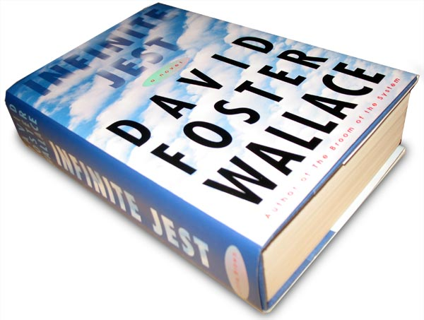 Infinite Jest Book